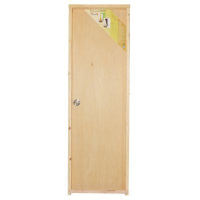 Puerta de interior 65 x 204 x 12 cm derecha