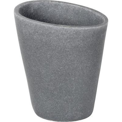 Vaso Pebble gris
