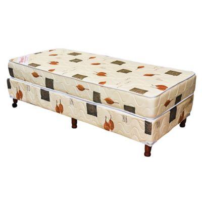 Set de colchón de espuma 80 x 185 x 20 cm