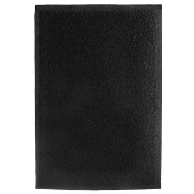 Felpudo Rulo 40 x 60 cm negro