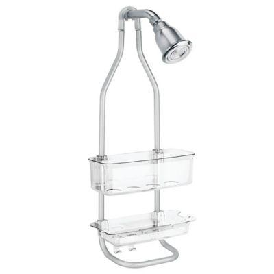 Organizador de ducha de aluminio para colgar