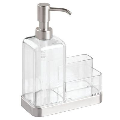 Porta detergente y esponja