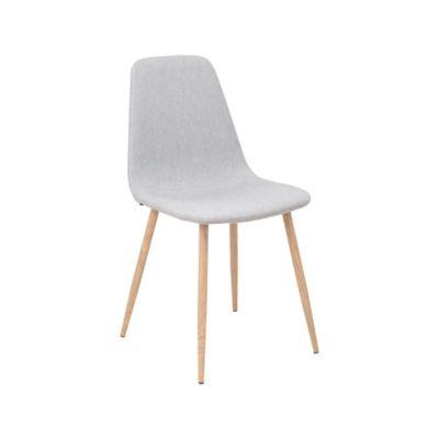 Pack de 2 sillas de comedor Tamesis gris oscuro