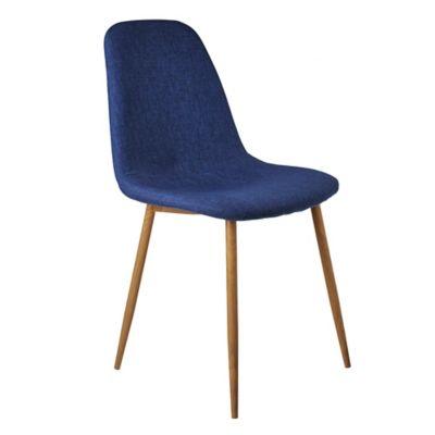 Pack de 2 sillas de comedor Tamesis azul