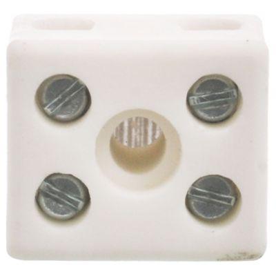 Unión de porcelana bipolar de 4 mm