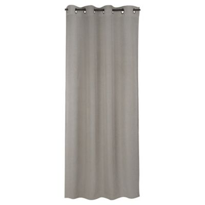 Cortina de tela Black Out 140 x 250 cm gris
