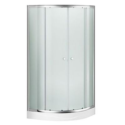 Cabina de ducha curva Esmer 90 x 90 x 200 cm