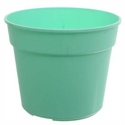 Maceta común de 19 cm verde pastel