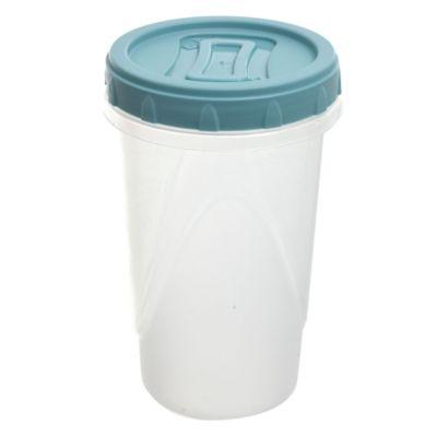 Contenedor con tapa de rosca 550 ml