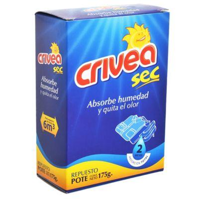 Crivea Sec absorbe humedad repuesto de pote 175 g
