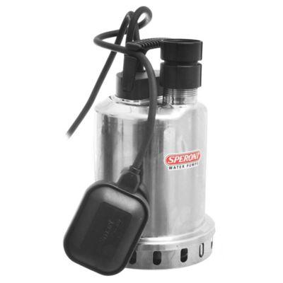 Bomba sumergible para drenaje de acero 1/2 HP