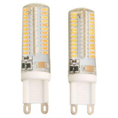 Set de 2 lámparas led