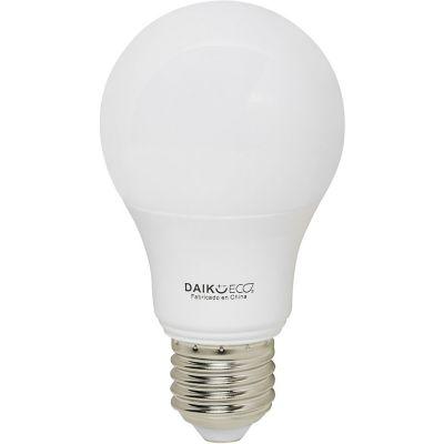Lámpara de luz LED E27 9,5 w cálida