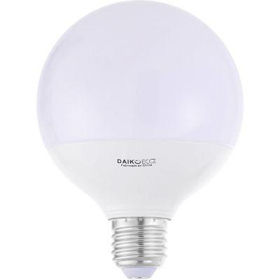 Lámpara de luz LED globo E27 G95 12 w cálida