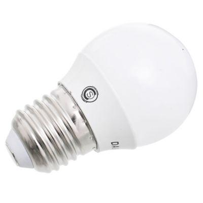 Lámpara de luz LED dimerizable E27 8,5 w cálida