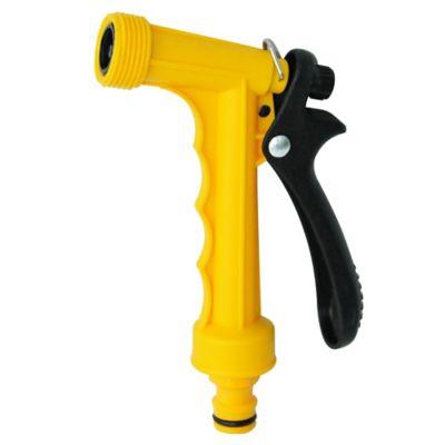 Pistola de riego plástica básica