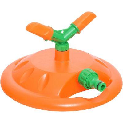 Regador plástico de 2 brazos