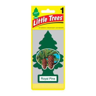 Aromatizante en forma pino de Royal Pine
