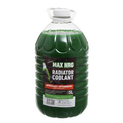 Radiador colorante verde de 5 l
