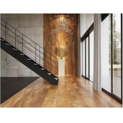 Porcelanato mate 20.2 x 86.5 cm Canela madera 1.40 m2