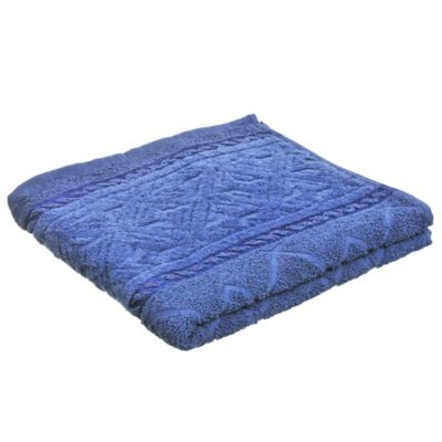 Toalla de mano 50 x 90 cm Confort azul