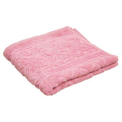 Toalla de baño 50 x 90 cm Comforte rosa
