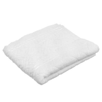 Toalla de baño 50 x 90 cm Comforte blanco