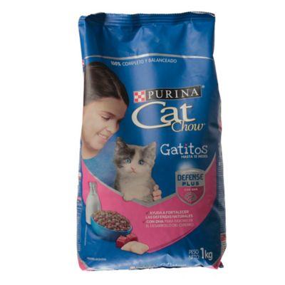 Alimento para gato chico 1 kg pescado
