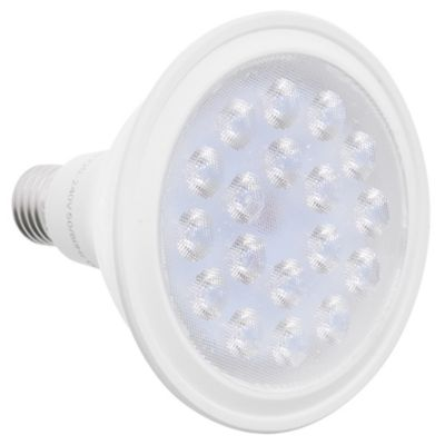 Lámpara led para intemperie 38 verde de 18 w