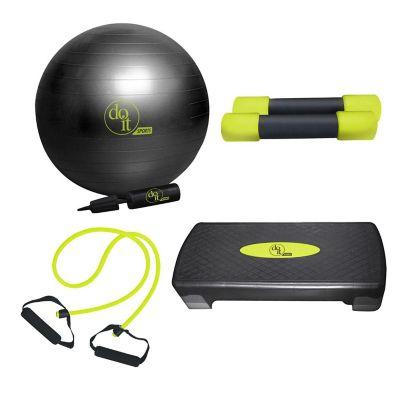 Set de accesorios para fitness