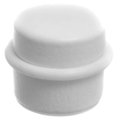 Tope de madera adhesivo blanco 3,2 cm