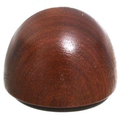 Tope de madera adhesivo sapelli 4,9 x 2,1 cm