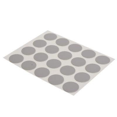 Tapa tornillo adhesivo 20 unidades haya 1,3 cm