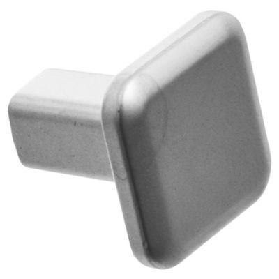 Tirador botón níquel 1 pieza