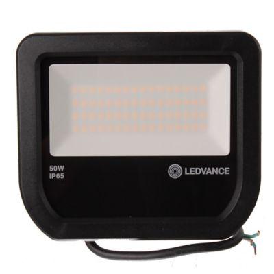 Foco LED 50 w blanca cálida