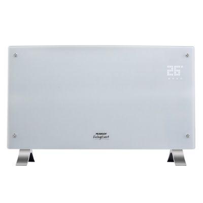 Vitroconvector PE-VQD20B digital curvo 2000 w blanco