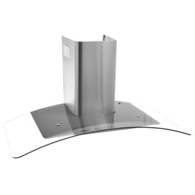 Campana C900 Glass gris 90 cm