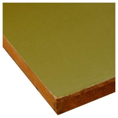 Placa MDF verde Ol 18 mm x 260 x 183 cm