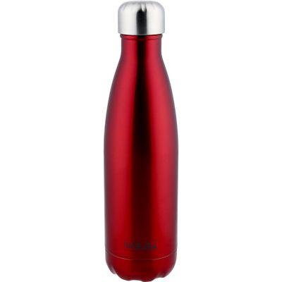 Termo botella roja de 500 ml