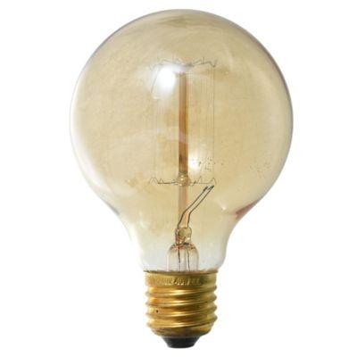 Lamparita LED G45 gota filamento 4 w E27