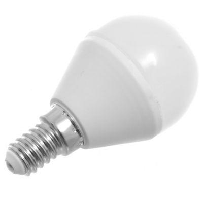Lamparita LED Gota G45 fría 4 w E14