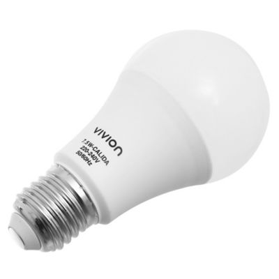 Lamparita LED Bulbo A60 cálida 7,5 w E27