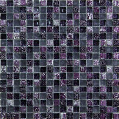 Malla Tonos Violetas de 30,5 x 30,5 cm