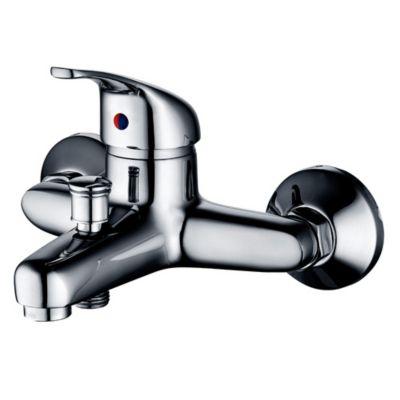 Grifería monocomando de ducha Smart Cromo