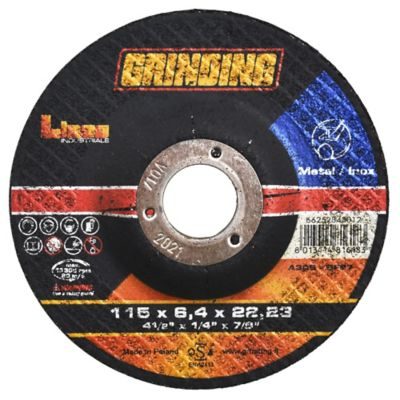 Disco de desbaste para metal 115 mm