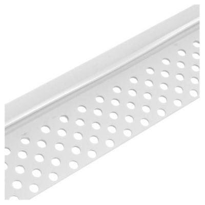 Perfil buña de PVC con inserto de 305 cm