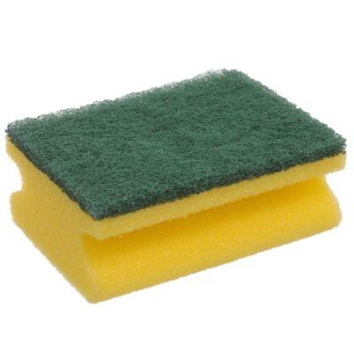 Esponja de fibra protege uñas