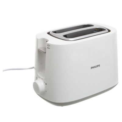 Tostadora 800 w blanca