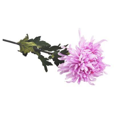 Flor artificial vara mum lavanda 84 cm