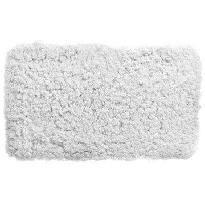 Alfombra de baño Peludo 50 x 80 cm blanco